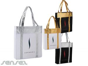 Brooklyn Metallic Totes Bags