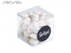 Cube Boxes with Mints  (60g)