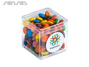 Cube Boxes with m&m's (60g)