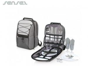 4 Person Picnic Backpacks
