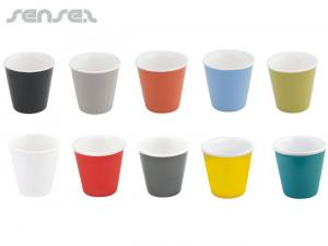 Ceramic Take Away Espresso Cups (90ml)