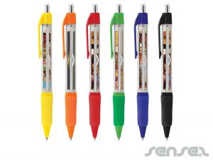 Aryes Banner Pens