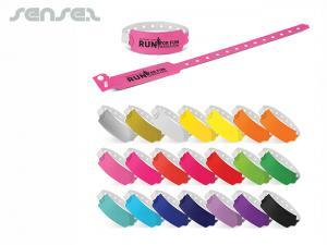 Plastikereignis-Handgelenkbänder