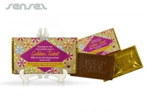 Golden Ticket Chocolate Bars (Midi)