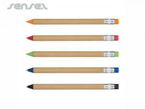 Pencil-Look Pens (Jumbo)
