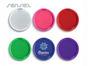 Pocket Magnification Mirrors Round