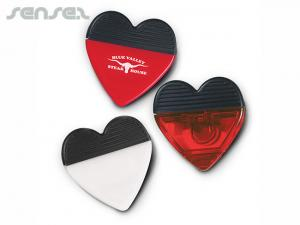 Heart Clip Magnets
