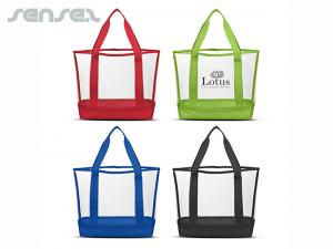 Clear Large Stadium Tote Bags