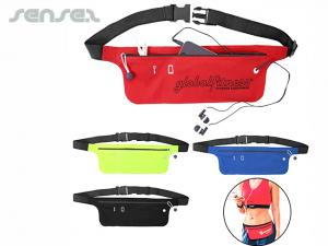 Sportive Lycra Waist Belts