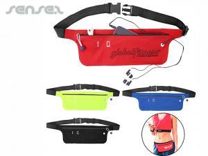 Sporty Lycra Belts