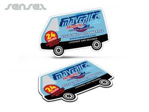 Kühlschrankmagnete Van LKW Form