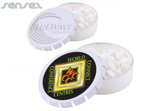Refreshing Sugar Free Mint Tins