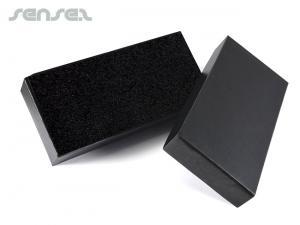 Stylish Cardboard Gift Boxes Black