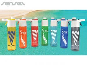 Splashy Water Bottles 600ml