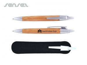 Eco Bambus Kugelschreiber