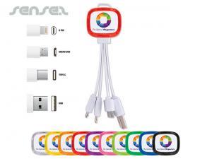 Multifunktionale USB-Anschlusskabelbündel