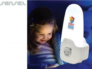 Motion Sensor LED Nachtlichter mit abnehmbarer LED Taschenlampe