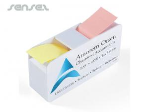 Colourful Duo Sticky Note Dispensers