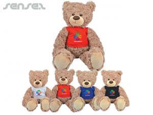 Custom Branded Plush Bears