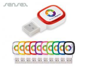 Beleuchtete USB Flash Drives 8GB