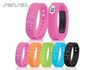 Sportive Pedometer Wristbands