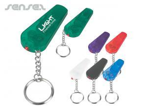 Funktionelle Schlüsselringlampen