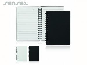 Spiral Notebooks A6