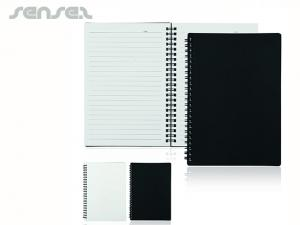 Spiral Notebooks A5