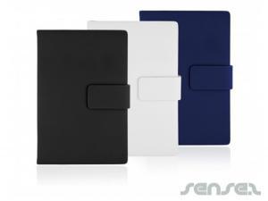 Handliche Agenda Notebooks (A6)