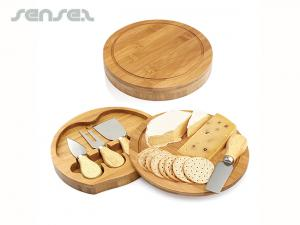 Wooden Cheese Board Sets
