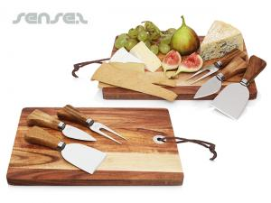 Noble Cheese Board With Tools