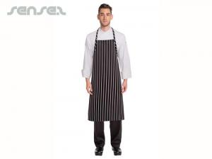 Traditional Chef Aprons Stripes