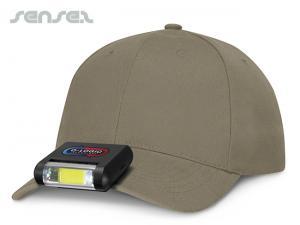 Novel Super Bright Cap Lights With COB Technology