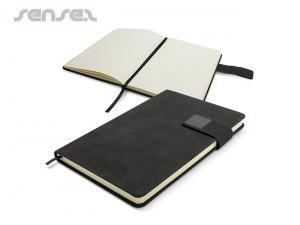 Hochwertige Notebooks mit Soft Touch Samt