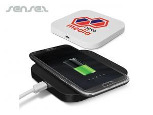 Next Generation Wireless Chargers Quadratisch