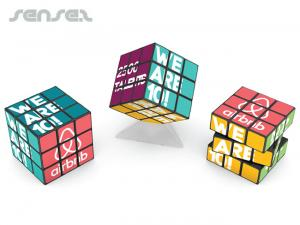 Custom Rubic's® Cubes (57mm)