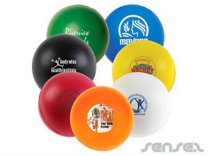 Full Colour Printed Stress Balls (Small Qty)
