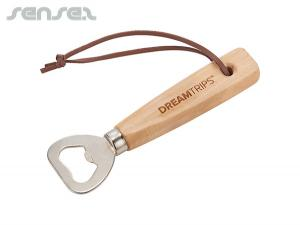 Timber Bottle Openers