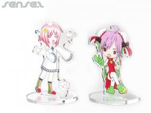 Custom People Acrylic Stands
