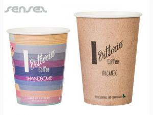 Biodegradeable disposable Cups (8oz)