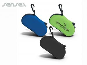 EVA Sunglass Cases With Clip
