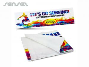 Heavy Cotton Sports Towels