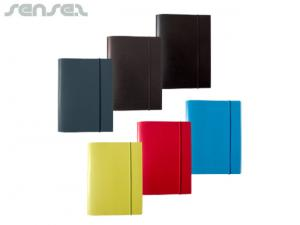 Executive Leather Folios With Notebook A5