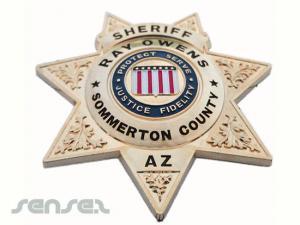 sherif style badges