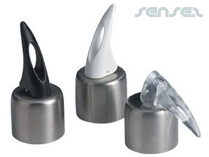 Stainless Steel Bottle Stoppers
