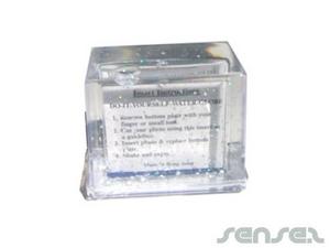 snowdome cube