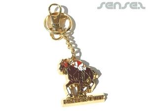 Chunky Key Chains