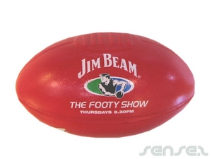 Stress Balls - Football Shaped