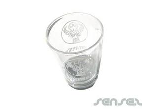 Flashing Shot Glasses