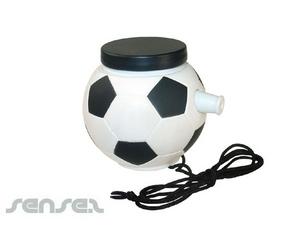 Soccer Ball Sports Horns